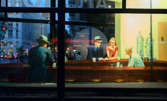 Hopper Nighthawks Feature