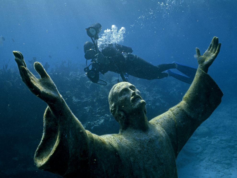 Christ of the Abyss - Florida