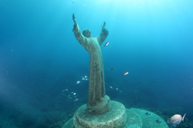 Christ of the Abyss - Italy