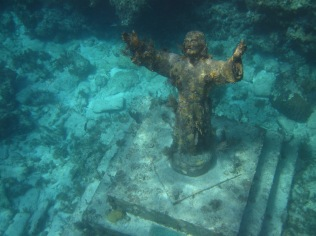 Christ of the Abyss Florida Two