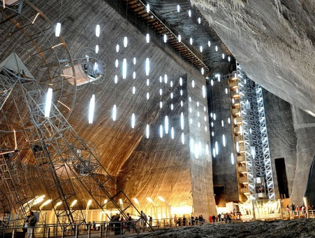 Turda Salt Mine - Photo © nexttriptourism - 5