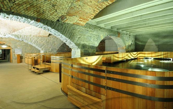 Zurich Thermal Bath and Spa - Photo © bluewatercom